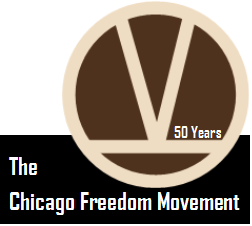 Chicago Freedom Movement 50