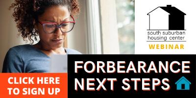 Forbearance Next Steps Webinar, Click here