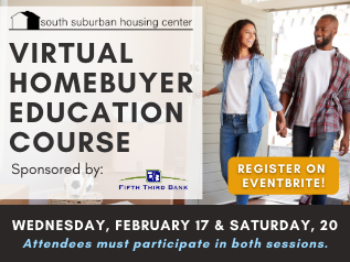 February Homebuyer Education Course, learn more